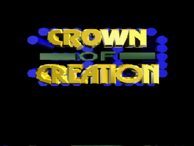 Crown of Creation 3D [Falcon030]